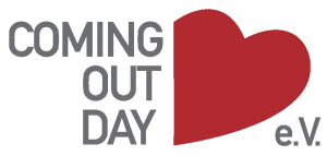 Logo des Coming Out Day e.V.